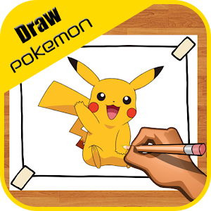 How to Draw Pokemon & Pokemon