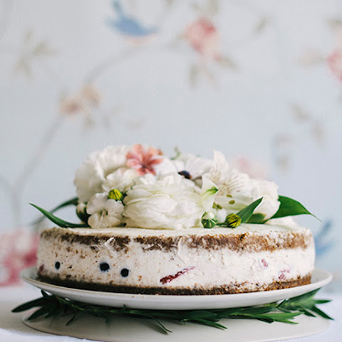 "Gluten-Free ""Any-Fruit"" Cake with Mascarpone Filling by Sylwia Kotlarz"