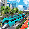China Transit Elevated Bus APK for Bluestacks