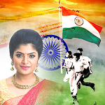 Independence Day Photo Frame : Photo editor 15 Aug Icon