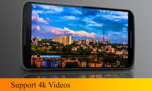 Video Player HD Pro. - screenshot