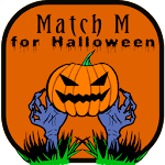 Match M for Halloween Icon