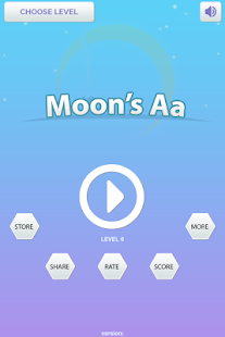 Moon's Aa - screenshot