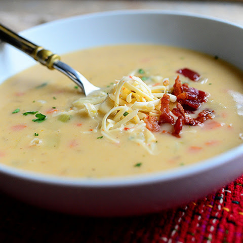 Perfect Potato Soup
