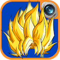 App Super Saiya Camera Hair Studio apk for kindle fire