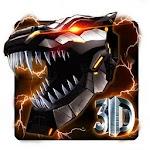 3D Mech Dragon Theme Icon