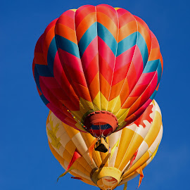 Hot Air Balloons by Rick Roesner - Transportation Other