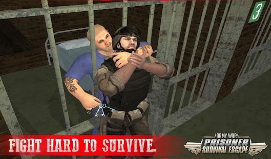 US Army Prison Survival Game APK for Bluestacks