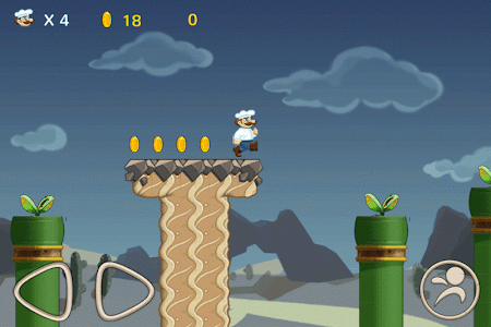 Super Run Adventure 1.0 screenshot 614124