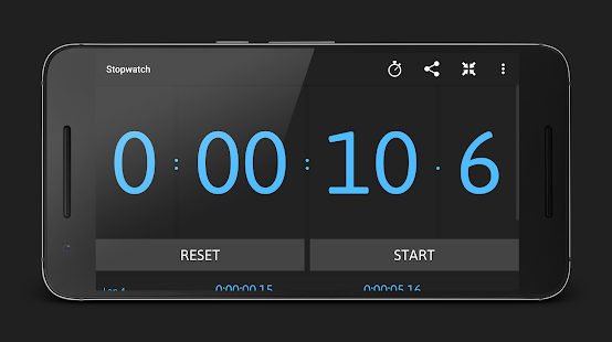 Stopwatch And Timer Android Apps On Google Play