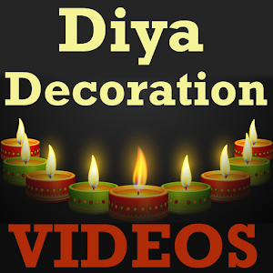 Diy diya lamp decoration video android apps on google play for Diya decoration youtube