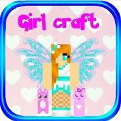 Girl craft Build && Destroy APK for Bluestacks