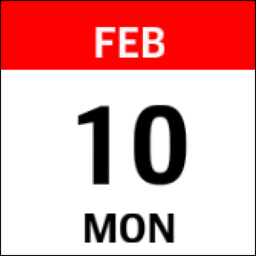 Daily pad calendar widget (app)