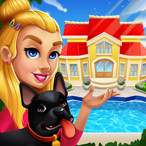 Home Sweet Home Design & Match 3 House Games Manor For PC / Windows 7/8/10 / Mac – Free Download