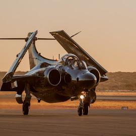 Blackburn Buccaneer by Johan Jooste Snr - Transportation Airplanes ( buccaneer, aircraft, jet, namibia, air show )