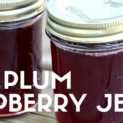 Red Plum Raspberry Jelly