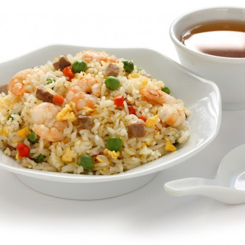 Pearl Of The Orient's Young Chow Fried Rice