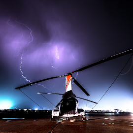 by Thomas Larkin - Transportation Helicopters