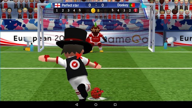 Perfect Kick APK screenshot thumbnail 7