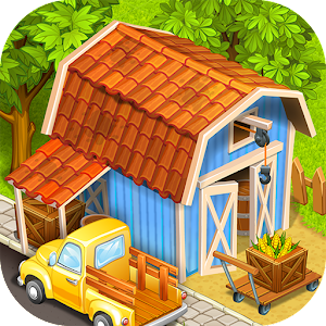 Farm Town:Happy City Day Story APK Cracked Download