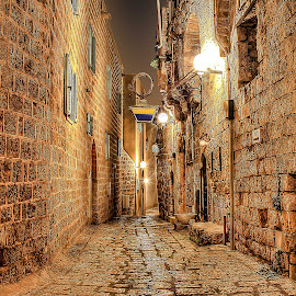 JAFFA by Dong  Leoj - City,  Street & Park  Neighborhoods ( street&park, neighborhoods, city )