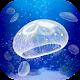 Healing jellyfish breeding game