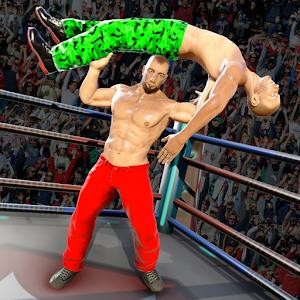 BodyBuilder Ring Fighting Club: Wrestling Games Online PC (Windows / MAC)