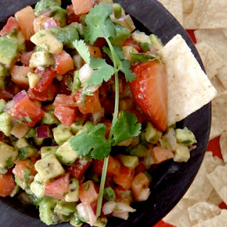 Mint Avocado Salsa Recipes