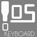 iOS Style Keyboard APK for Bluestacks