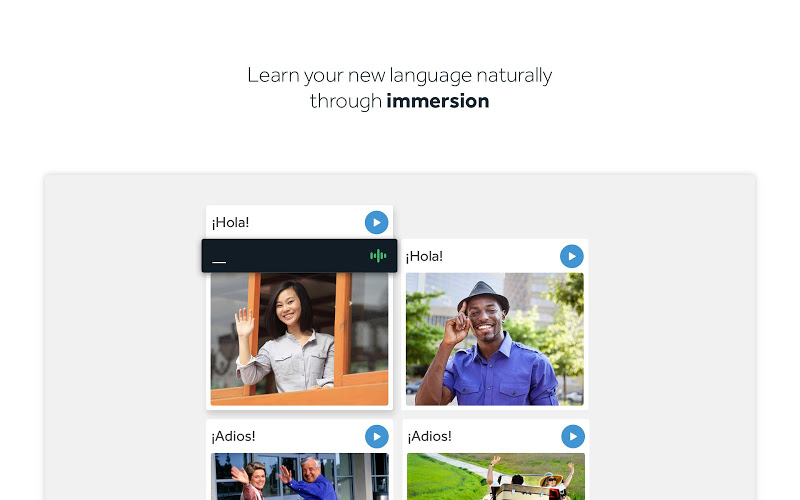 Rosetta Stone: Learn to Speak & Read New Languages Screenshot 15