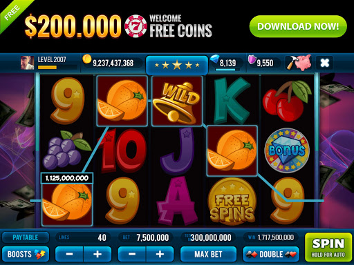 Jackpot Spin-Win Slots