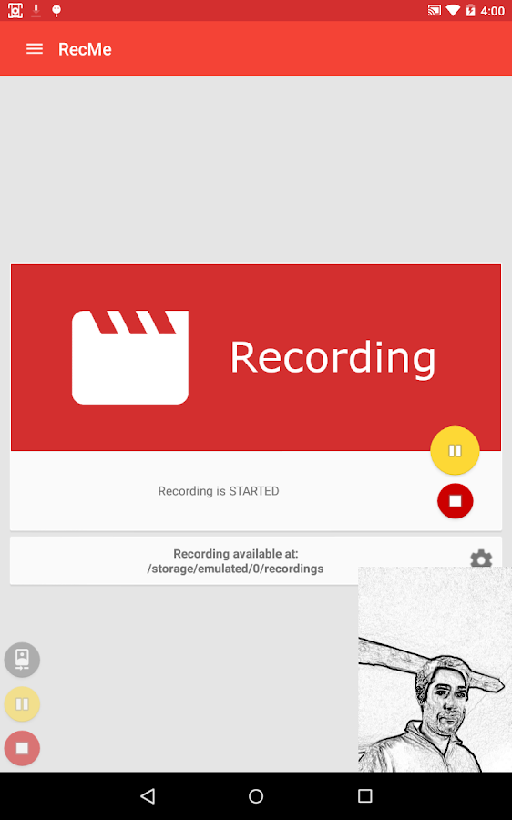 RecMe Free Screen Recorder Screenshot 12
