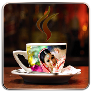 Cup Photo Frame