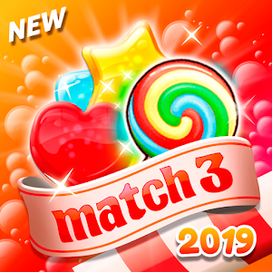 Candy Blast 2019: Pop Match 3 Puzzle Free Game For PC / Windows 7/8/10 / Mac – Free Download