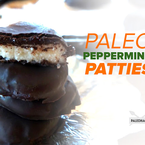 Paleo Peppermint patties