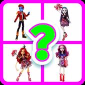 Download Угадай имя куклы монстер хай! APK for Android Kitkat