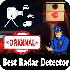 Police Speed Camera Radar Detector All Countries For PC