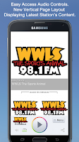 Screenshot of WWLS The Sports Animal
