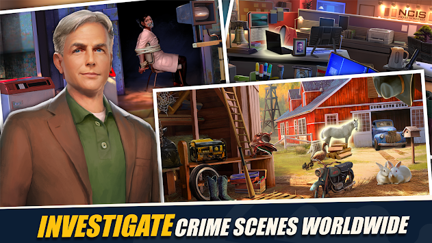 NCIS: Hidden Crimes APK screenshot thumbnail 1