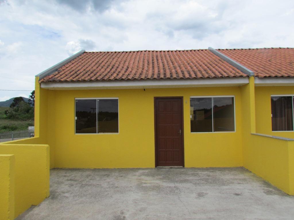 Casa de 2 dormitórios à venda em Planta Deodoro, Piraquara - PR