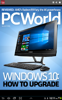 Screenshot of PCWorld Digital Magazine (US)
