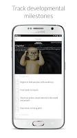 Screenshot of Tinybeans   baby & kid journal
