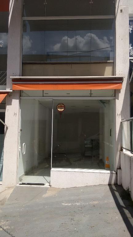 Ponto para alugar, 48 m² por R$ 1.600,00/mês - Centro - Bragança Paulista/SP