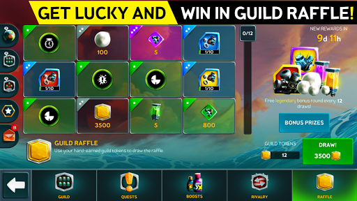 Battle Bay screenshot 4