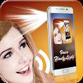 Free Flashlight on Voice APK for Windows 8