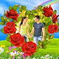 App Flowers Photo Frames apk for kindle fire