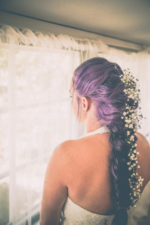 Anticipation by Ivan Johnson - Wedding Bride