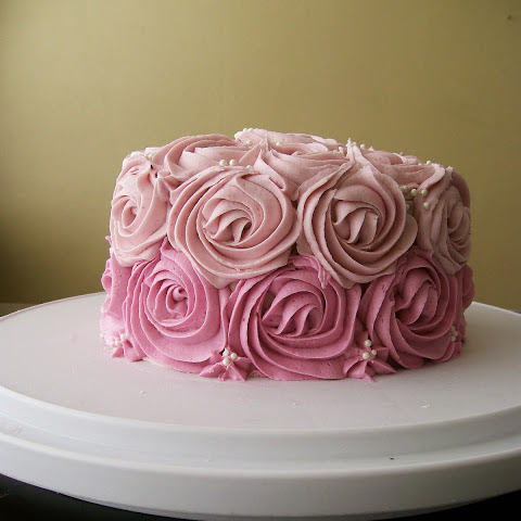 White Chocolate Raspberry Buttercream