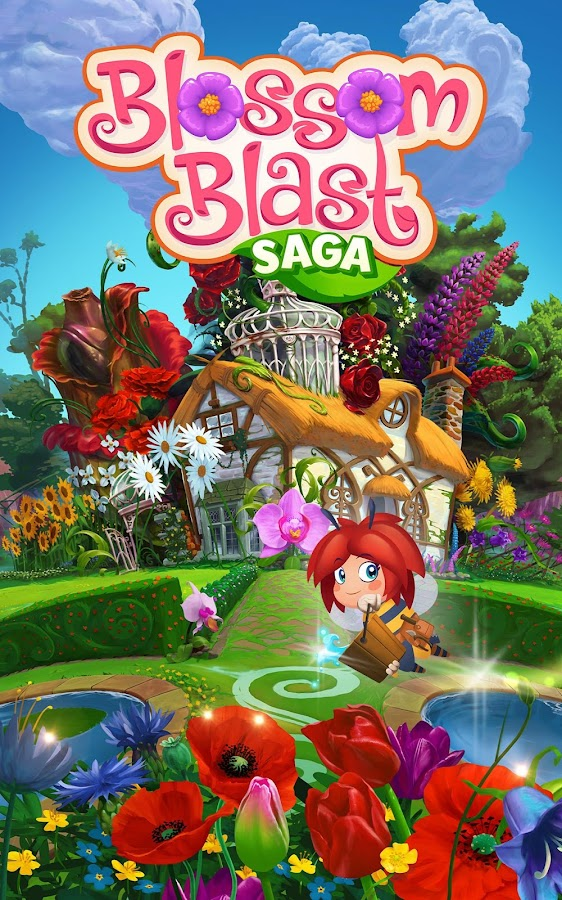 Blossom Blast Saga Screenshot 16