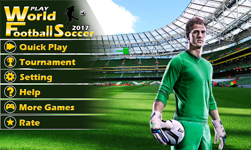 Play Real Football 2015 Game apk screenshot